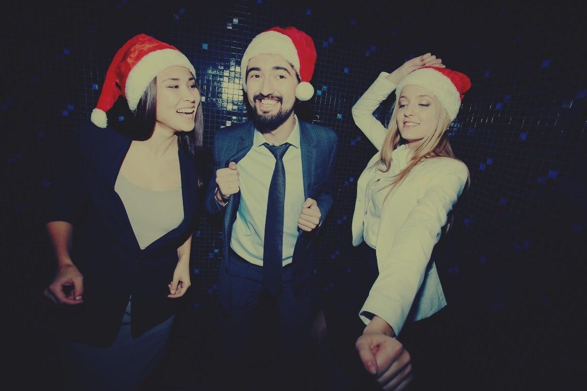 Weihnachtsfeier - Nordberg Wien - Partylocation
